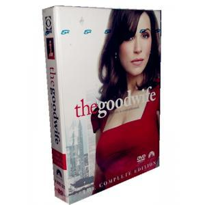 The Good Wife Season 6 DVD Boxset