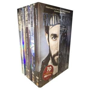Falling Skies Season 1-5 DVD Boxset