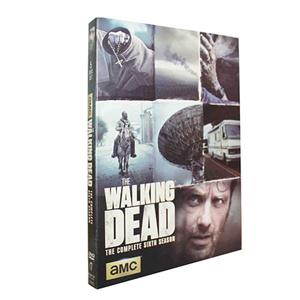 The Walking Dead Season 6 DVD Boxset