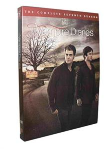 The Vampire Diaries Season 7 DVD Boxset