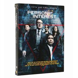 Person of Interest Season 5 DVD Boxset
