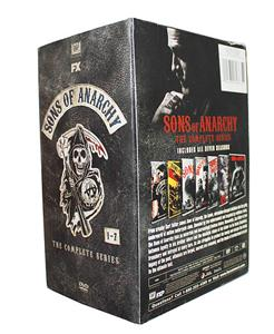 Sons of Anarchy Complete Seasons 1-7 DVD Boxset