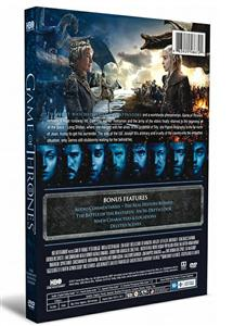 Game Of Thrones seasons 7 DVD Boxset
