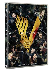 Vikings Seasons 5 DVD Box Set