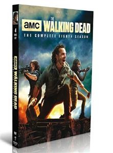 The Walking Dead Seasons 8 DVD Box Set