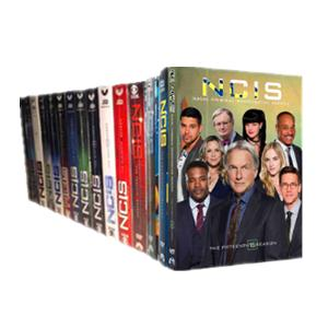 NCIS Seasons 1-15 DVD Box set