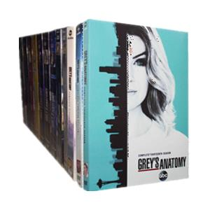 Grey's Anatomy Season 1-15 DVD Set