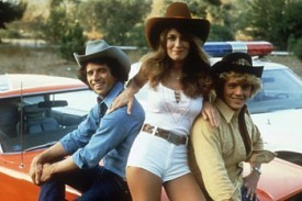 The Dukes of Hazzard DVD boxset