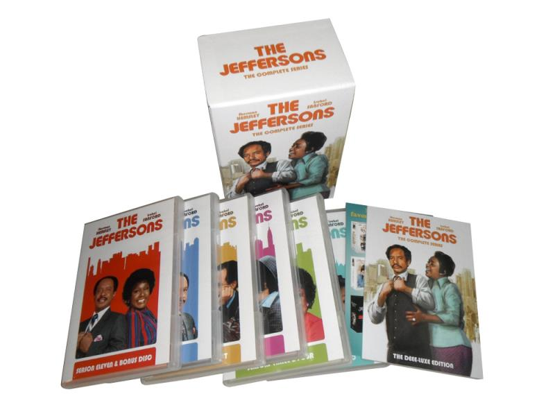 The Jeffersons The Complete Series DVD